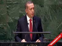 Erdoğan'dan BM'de tarihi konuşma