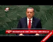 Recep Tayyip Erdoğan'dan BM Genel Kurulu'nda Tarihi Mesajlar