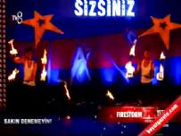 Yetenek Sizsiniz Türkiye – Frestorm Grubu Ateş Gösterisi - İzle