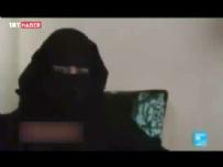 25 Yaşındaki Suriyeli Kadın Asker Razzan, IŞİD'in Üssünü Gizli Kamera İle Çekti