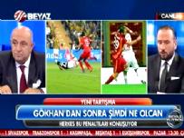 Sinan Engin: Pozisyon yüzdeyüz penaltı