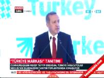 Erdoğan: Ürünlerimizi yeni logo ve ''Gücü Keşfet'' sloganı ile tanıtacağız