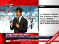 Davutoğlu'ndan Kemal Kılıçdaroğlu'na sert tepki