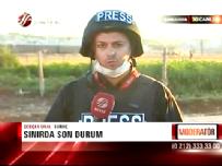 Beyaz TV ekibine Suruç'ta saldırı