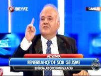 Ahmet Çakar: Fenerbahçe'de Emre ve Volkan Çıban Başıdır