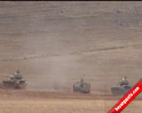 Bölgedeki 35 tank, sınır bölgesine sevk edildi - ŞANLIURFA