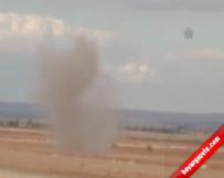 Suruç'ta Boş araziye düşen havan mermisi - ŞANLIURFA