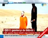 IŞİD Amerikalı Gazeteci Steven Joel Sotloff'u İnfaz Etti.. İşte IŞİD İnfaz Görüntüleri