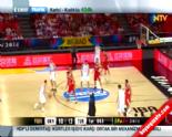 Türkiye Ukrayna: 58-64 Basketbol Maç Özeti (2014 FIBA Dünya Kupası)  online video izle