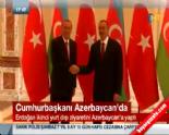 Cumhurbaşkanı Recep Tayyip Erdoğan, Azerbaycan Bakü'de Basın Açıklaması Yaptı online video izle