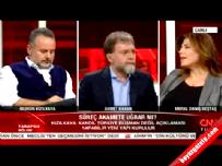 Meral Danış Beştaş'tan Ahmet Hakan'a sert çıkış Haberi