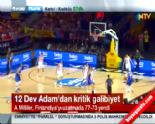 Türkiye Finlandiya: 77-73 Basketbol Maç Özeti (2014 FIBA Dünya Kupası)  online video izle