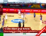 Türkiye Dominik Cumhuriyeti: 77-64 Basketbol Maç Özeti (2014 FIBA Dünya Kupası)  online video izle