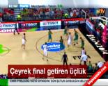 Türkiye Avustralya Basketbol Maç Özeti (Emir Preldžić'ten Son Saniye 3'lüğü)