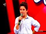 O Ses Türkiye Çocuklar - Tuna Terpet 'Cevapsız Sorular' dinle&izle