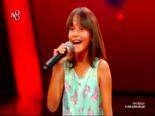 O Ses Türkiye Çocuklar Son Bölüm - Melek Erkal 'Geceler Kara' dinle&izle (08 Eylül 2014)