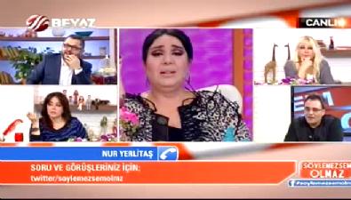 Nur Yerlitaş'tan güldüren Mesut Yar açıklası