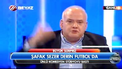 Ahmet Çakar, FIFA sekreterine patladı!''Öküz..''
