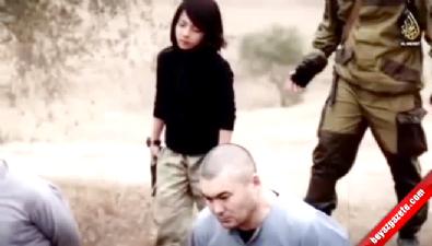 IŞİD'in çocuk infazcısı
