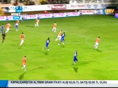 fenerbahce - Fenerbahçe Alanyaspor: 2-2 Hazırlık Maçı Özeti ve Golleri (15 Ocak 2015)