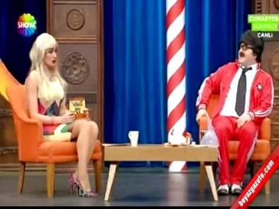 16 Ocak Güldür Güldür Show Son Bölüm - Şevket'ten Adnan Oktar Taklidi!