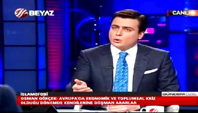 Osman Gökçek: Müslümanlara 700 defa saldırı yapıldı