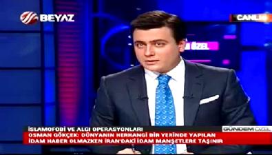 Osman Gökçek: Müslümanlara laf etmeden önce herkes kendi tarihine baksın