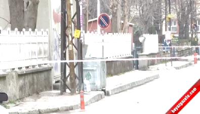 Başkent'teki şüpheli paket polisi alarma geçirdi