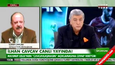 fenerbahce - İlhan Cavcav: Mahmut Uslu, biraz daha kilo alırsa sağlığına dokunur