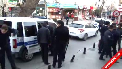 Kasımpaşa'da bomba dolu araç ele geçirildi - Üç kişi gözaltına alındı