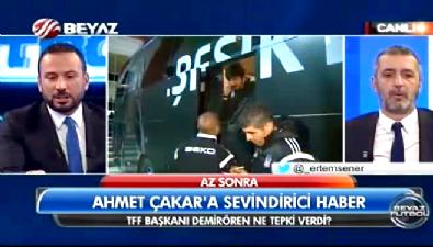 Ertem Şener'den Özel ''Beşiktaş'' Klibi