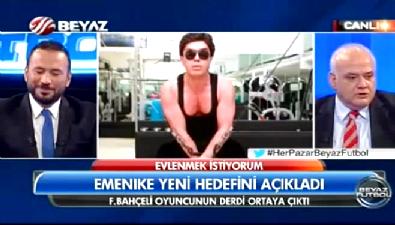 Beyaz Futbol - Ahmet Çakar, Yılmaz Morgül'ün Güneş Gözlüklerine Fena Taktı!