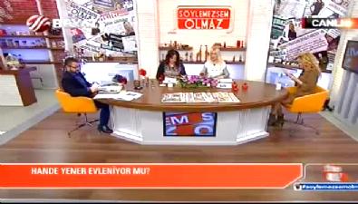 Nazenin Tokuşoğlu'ndan Hande Yener'e şok sözler