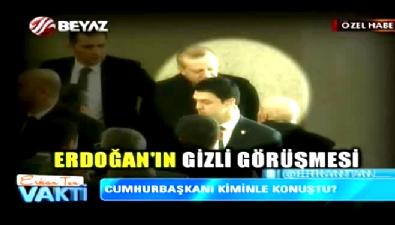 Cumhurbaşkanı Erdoğan - Kerem Avşar görüşmesini sadece Beyaz Haber görüntüledi