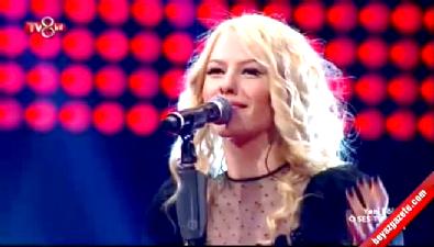 O Ses Türkiye - Seçil Gür'den muhteşem 'Firuze' performansı