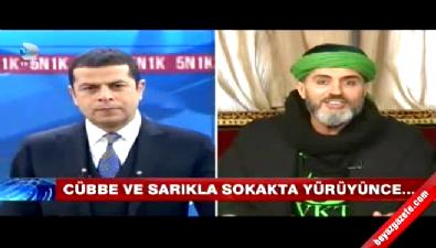 Cüneyt Özdemir'den Yaşar Alptekin'e 'IŞİD'ci misiniz?' sorusu