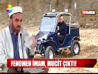 Oflu Hoca Yasin Gündoğdu'dan Yerli Otomobil 'OFWAGEN'