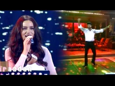 Beyaz Show - Fahriye Evcen Şarkı Söyedi, Burak Özçivit Oynadı!