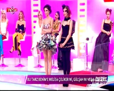 TV8 Bu Tarz Benim 24 Ocak Eleme Gecesi - Melisa Çeliker mi Gülşah mı elendi?