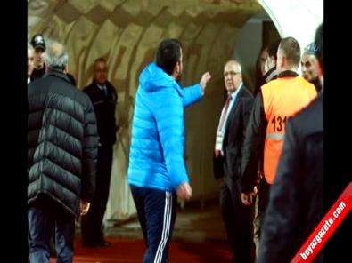 Antalyaspor Elazığspor Maçına Ümit Özat'ın Hareketleri Damga Vurdu!