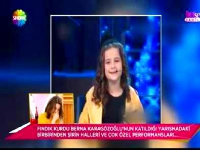 Fındık kurdu Berna Karagözoğlu mesleği ve son hali ile şaşırttı