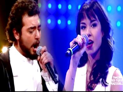 O Ses Türkiye - Ceyda Tezemir ve Yaser Ehsan'ın Çapraz Eşleşme Düellosu!