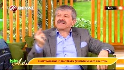 Prof. Dr. Ahmet Maranki: Elmayı yerim sadece sapı kalır