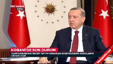 Cumhurbaşkanı Erdoğan: Çiftetelli değilse de, halay çekiyorlardı