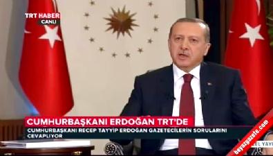 Cumhurbaşkanı Erdoğan: Ermeni diasporası rahat durmuyor