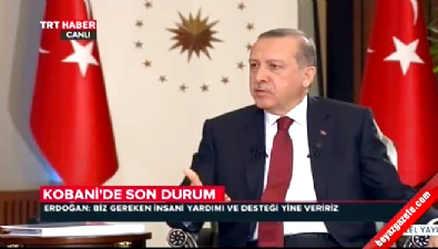 Cumhurbaşkanı Erdoğan: Sevsinler seni