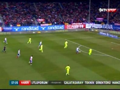 Barcelona Atletico Madrid: 3-2 Maç Özeti ve Golleri (28 Ocak 2015)