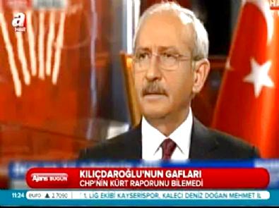 Kemal Kılıçdaroğlu'nun Unutulmaz Gafları