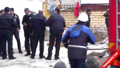 Tuzla'da doğalgaz patlaması: Ortalık savaş alanına döndü, yaralılar var