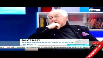 Duygun Yarsuvat, Galatasaray'ın Erdoğan ziyaretini değerlendirdi İzle